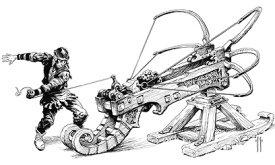 Осадные орудия Эдмара