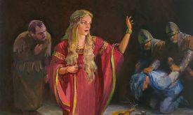 Серсея и Синий бард
