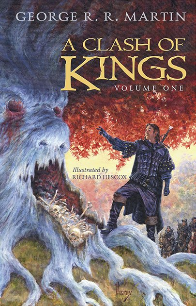 Clash_of_Kings_by_George_R._R._Martin_Volume_One
