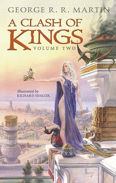 Clash_of_Kings_by_George_R._R._Martin_Volume_Two