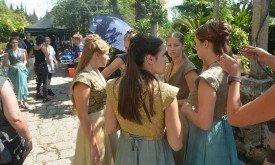 Игры престолов, съемки в Хорватии
