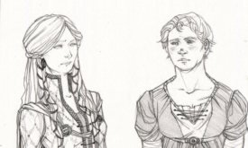 Серсея и Бриенна
