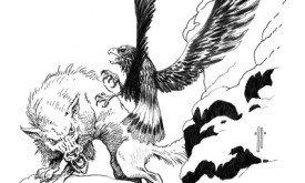 Орел и лютоволк