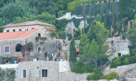Отель Бельведер в Дубровнике