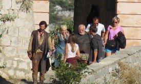Даарио, Барристан и др. (сентябрь 2013, Хорватия)