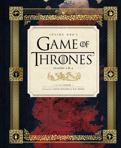 Книга сопроводительных материалов сериала «Игра престолов»