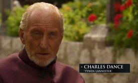 Чарльза Дэнса впечатляют сценарий, режиссеры, актеры и захватывающий сюжет