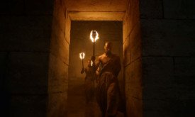 Миэринские рабы в подземельях или проходах пирамид (будут ли пирамиды?)