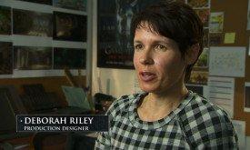Дебора Райли, новый технолог сериала (во всяком случае, она впервые попала в кадр), тоже поражается масштабам: 6 режиссеров, 5 операторов, 2 одновременно снимающих команды, 19 недель съемок…