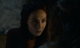 Мелисандра смотрит на… Ширен?