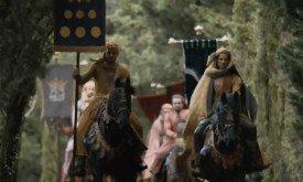 На королевскую свадьбу прибывают дорнийцы.