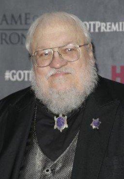 Джордж Р.Р. Мартин на премьере 4 сезона Игры престолов