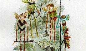 Дети леса, худ. Скотт Сэмпбелл