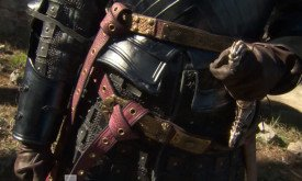 Доспехи и меч Бриенны