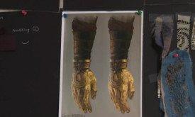 Один из вариантов дизайна руки