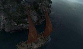 Одинокий и жалкий корабль Станниса