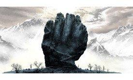 Кулак первых людей, худ. Марк Инглерт (при дневном освещении)