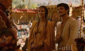 Оберин представляет свою любовницу деснице и королеве