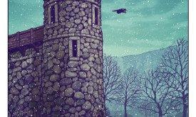 Птицы на стене, худ. Тим Андерсон