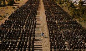 Ну, хотя бы в статике у нас теперь очень большие армии