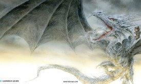 Ледяной дракон (худ. Луис Ройо)