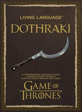 Учебник разговорного дотракийского языка