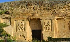 Руины вблизи Осуна, Испания