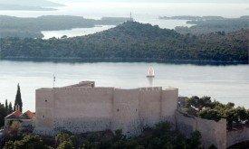 Крепость шибеника