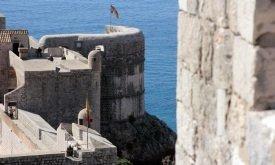Съемки у стен Дубровника