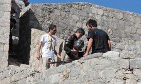 Стража Королевской Гавани на стенах Дубровника (24 сентября)