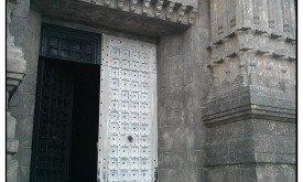 Черно-белый дом появился в Сплите
