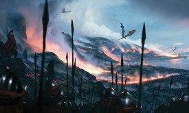 Завоевание Валирией царства ройнаров