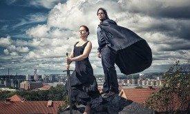 Элио Гарсия и Линда Антонссон, фото Aorta (WIRED)