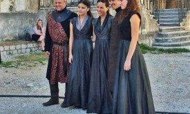 Траурные платья
