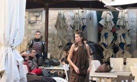 Девушка-простолюдинка в Королевской Гавани