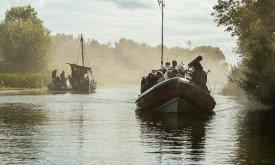 Съемки на озере Лох-Ней