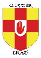 Герб ирландского Ульстера напоминает герб Гарднеров