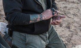 Скорпион со съемок пятого сезона