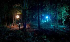 Ночные съемки Игры престолов