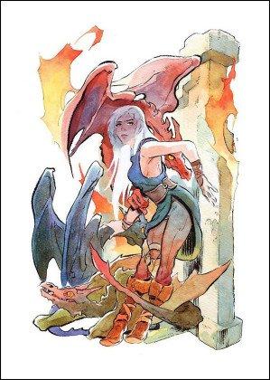 Дени со своими драконами