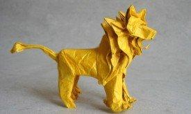 Пример для вдохновения: лев Ланнистеров
