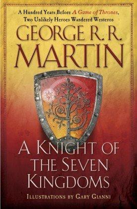 Рыцарь Семи Королевств (американская обложка)