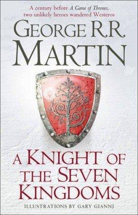 Рыцарь Семи Королевств (британская обложка)