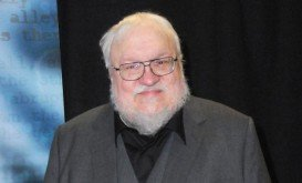 Novelist George R. R. Martin attends the 2015 Writers Guild Awards L.A. Ceremony at the Hyatt Regency Century Plaza on February 14, 2015 in Century City, California