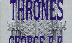Обложка первого издания Игры престолов