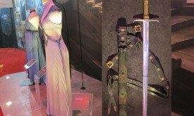 Платья Дейнерис и меч Джораха покрупнее (нажмите F)