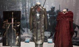 Оружие и костюм Станниса