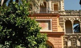 Севильский Алькасар стал резиденцией Мартеллов