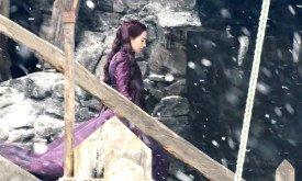 Фиолетовая, ой, красная жрица Мелисандра
