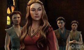 «Меч во тьме» — третий эпизод «Игры престолов» от Telltale